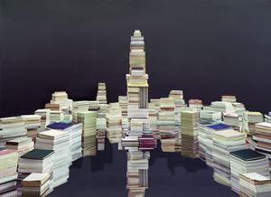Maquette 2 by Ji Zhou contemporary artwork