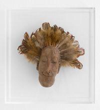 Monsieur Plume by Patricia Dreyfus contemporary artwork sculpture