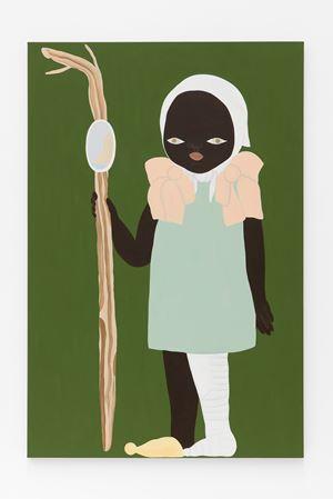 Walking by Asuka Anastacia Ogawa contemporary artwork