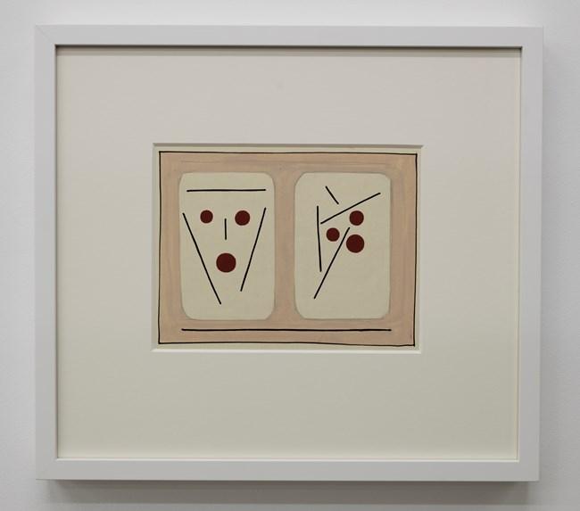 Variation by Gordon Walters contemporary artwork