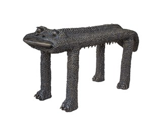 Induk Monster by Yunizar contemporary artwork