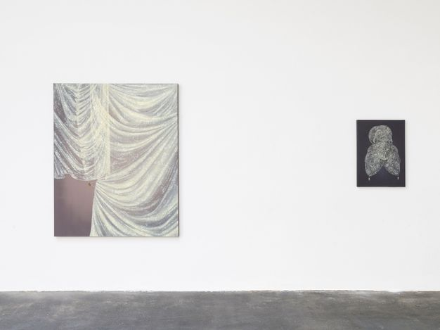Exhibition view: Mona Ardeleanu, Filo, KÖNIG GALERIE | Dessauer Str., Berlin (28 April–30 May 2021). Courtesy KÖNIG GALERIE. Photo: Roman März.