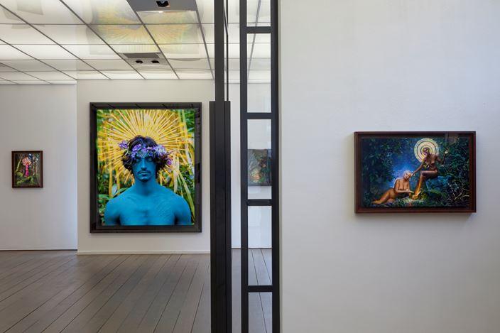 Exhibition view: David LaChapelle, Act of Nature, Reflex Amsterdam (1 June–31 August 2019). Courtesy Reflex Amsterdam.