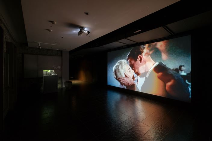 Exhibition view: 2020 Taiwan International Video Art Exhibition (ANIMA), Taiwan Contemporary Culture Lab (16 October 2020–17 January 2021). Courtesy Taiwan Contemporary Culture Lab.