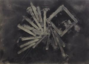 Emerge of Memories by Noboru Takayama contemporary artwork drawing