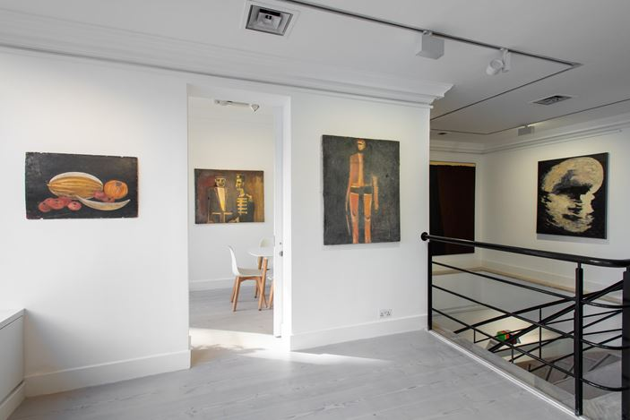 Exhibition view: Group Exhibition, The New Verge, Gazelli Art House, London (28 February–4 April 2020). Courtesy Gazelli Art House.