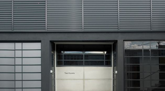Two Rooms contemporary art gallery in Auckland, New Zealand
