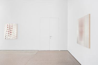 Exhibition view: Louise Lawler,Distorted for the times, Galerie Greta Meert, Brussels (9 September–30 October 2021). Courtesy Galerie Greta Meert.