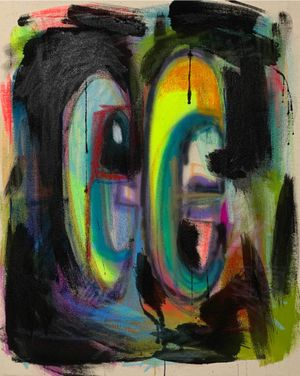 One's Eyes no.4 by Kinjo Toshiki contemporary artwork