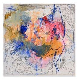 Rita Ackermann contemporary artist
