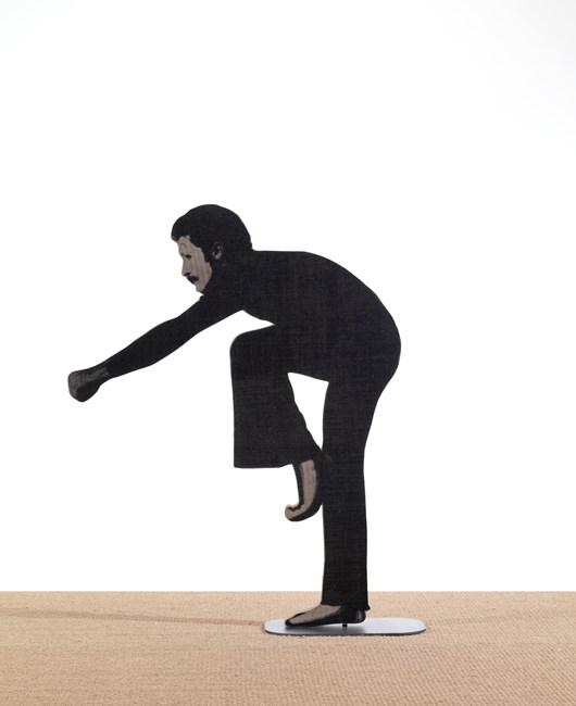 Figure L by David Noonan contemporary artwork