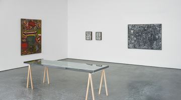 Contemporary art exhibition, David Koloane, … Also Reclaiming Space at Goodman Gallery, London