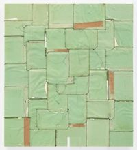 Three-Fifths by Samuel Levi Jones contemporary artwork works on paper