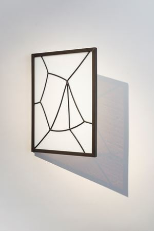 Stained Glass Series, Untitled (10) by David Murphy contemporary artwork