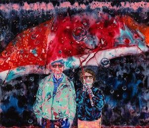 Umbrella by Wang Liang-Yin contemporary artwork