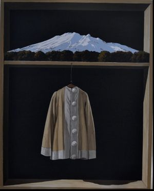Ruapehu by Michael Hight contemporary artwork