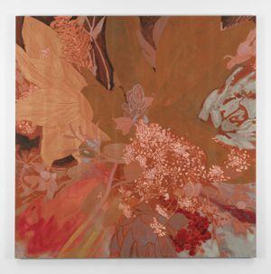 Winter Flowers V by Francesco Clemente contemporary artwork