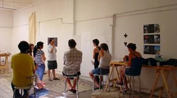 Taller Bloc contemporary art institution in Santiago, Chile