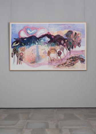 Exhibition view: Tamaris Borrelly and Bruno Gadenne, A Midsummer Night's Dream, Galerie Dumonteil, Shanghai. Courtesy Galerie Dumonteil. ©Susan Tan.