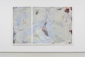Nude Descending a Staircase by Egan Frantz contemporary artwork