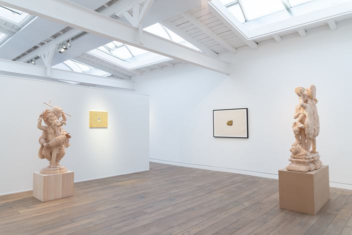 Exhibition view: Group Exhibition, IDENTITIES, Beck & Eggeling International Fine Art, Düsseldorf (17 November 2020–30 January 2021). Courtesy Beck & Eggeling International Fine Art.