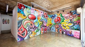 Contemporary art exhibition, Kenny Scharf, Anxiously Optimistic at Baik Art, Seoul