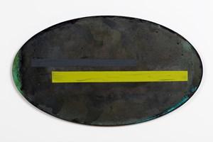 Ironbark (leaf) by Gretchen Albrecht contemporary artwork
