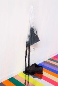 Zero Concerto by Jim Lambie contemporary artwork mixed media