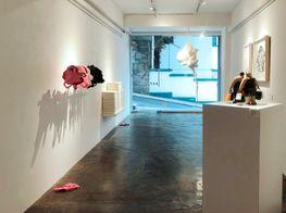 "Group Exhibition<br><em>Second Skin</em><br><span class=""oc-gallery"">Karin Weber Gallery</span>"