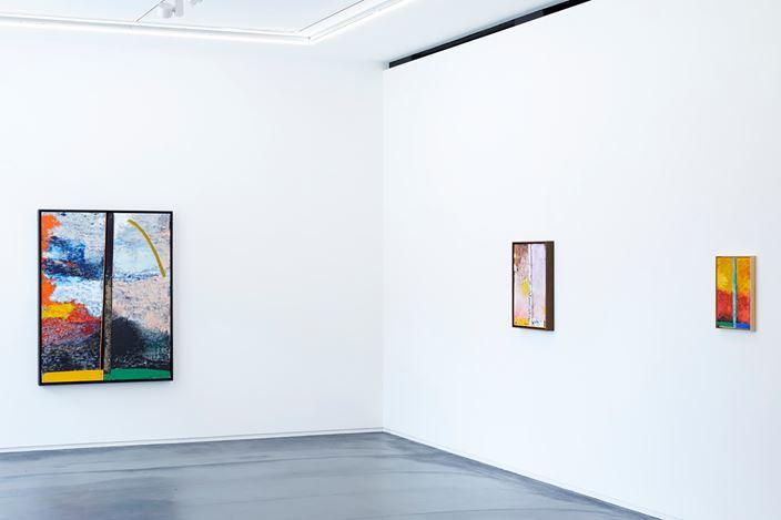 Sterling Ruby, VERT, Taka Ishii Gallery, Tokyo (23 March-21 April 2018). Courtesy Taka Ishii Gallery.