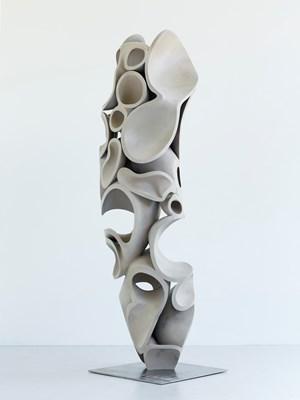 Upright by Tony Cragg contemporary artwork