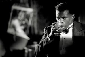 Study for Wallace Thurman (Looking for Langston Vintage Series) by Isaac Julien contemporary artwork