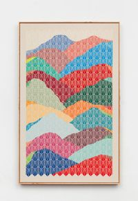 To Climb, To Walk, To Breathe by Jordan Nassar contemporary artwork sculpture