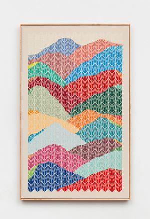 To Climb, To Walk, To Breathe by Jordan Nassar contemporary artwork