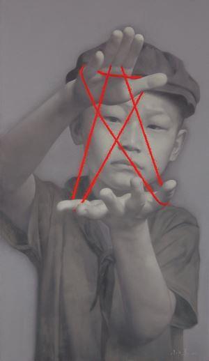 Memories of China No. 3 by Zhu Yiyong contemporary artwork
