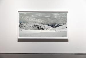 skyground #3 by Rosemary Laing contemporary artwork