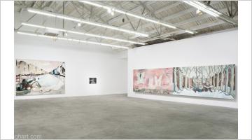 Contemporary art exhibition, Zhao Yang, Zao at ShanghART, M50, Shanghai
