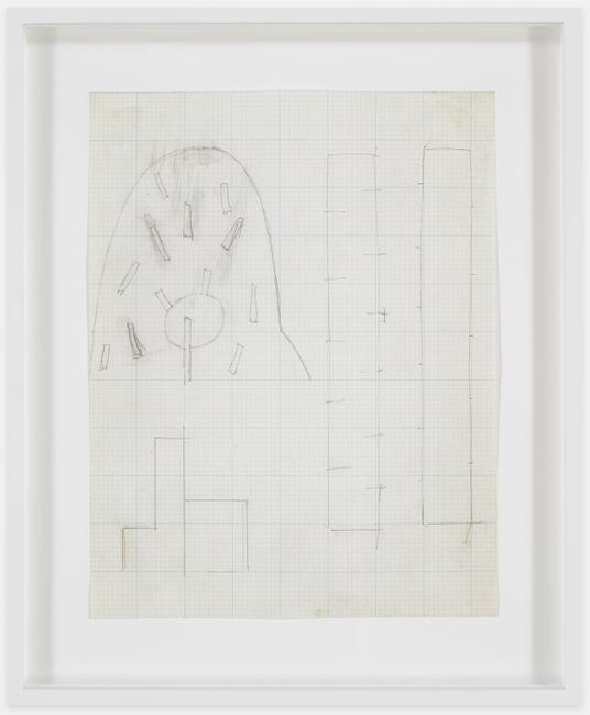 Worksheet for Atomic Haystack and Wind Catcher by Isamu Noguchi contemporary artwork