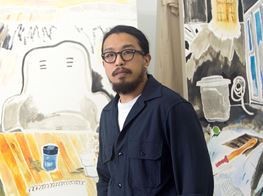 Chris Huen Sin Kan: Painting Again and Again