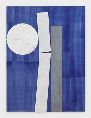 Joshua by Sam Moyer contemporary artwork