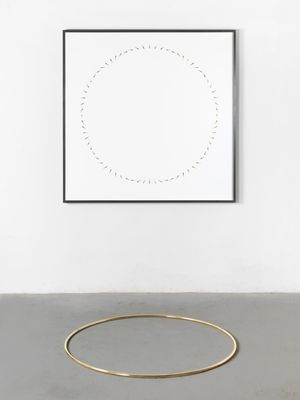 2days 23hours by Alicja Kwade contemporary artwork
