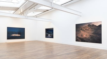 Contemporary art exhibition, Thomas Wrede, Sceneries at Beck & Eggeling International Fine Art, Düsseldorf