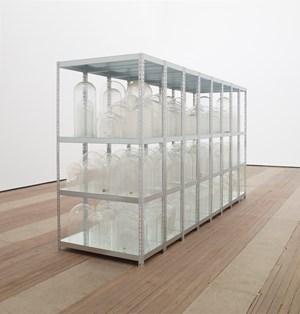 THE PICTURESQUE HISTORY OF EMPTINESS, Les Oubliettes — The Oblivions — De Vergeetputten by Patrick Van Caeckenbergh contemporary artwork