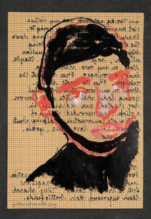 53 by Fabienne Francotte contemporary artwork