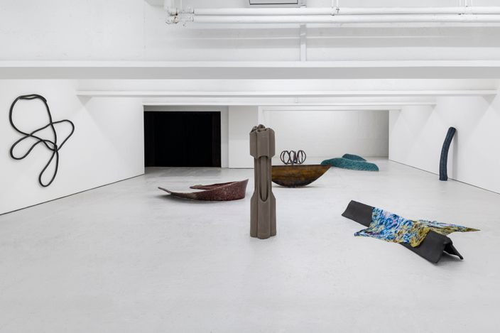 Contemporary art exhibition, David Zink Yi, FORMS OF MISLEADING at KÖNIG GALERIE, London, United Kingdom