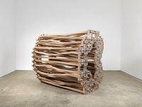 I Remember #5 by Richard Deacon contemporary artwork sculpture