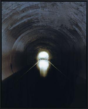 Cave Stream (Described by Jo Froggatt) by Conor Clarke contemporary artwork