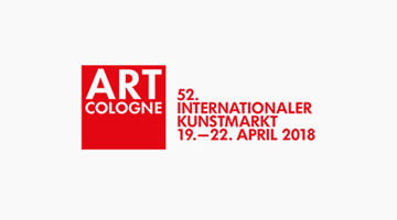 Contemporary art exhibition, Art Cologne 2018 at Beck & Eggeling International Fine Art, Düsseldorf