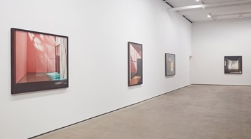 Contemporary art exhibition, James Casebere, Emotional Architecture at Sean Kelly, New York
