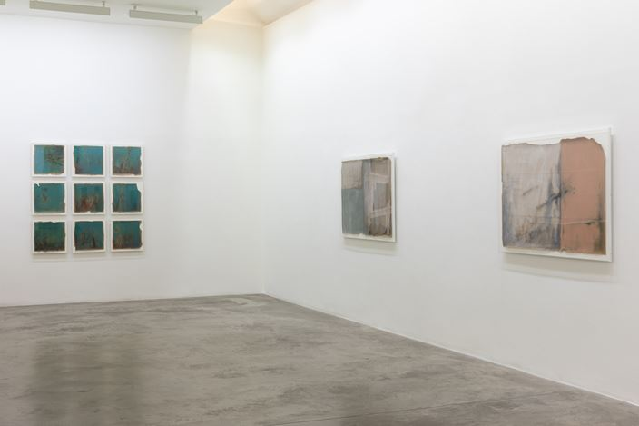 Exhibition view: Guggi, Broken, Kerlin Gallery, Dublin (13 December 2019–17 January 2020). Courtesy the artist and Kerlin Gallery.